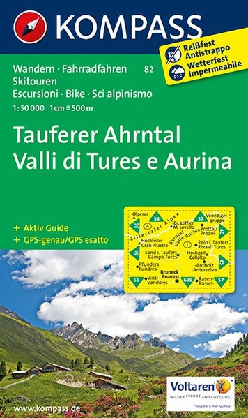 Tauferer Ahrntal - Valle di Tures e Aurina